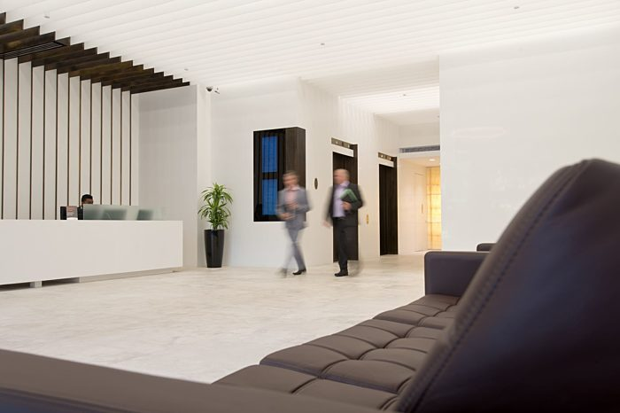 Dimension Data Lobby